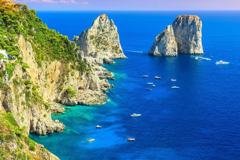 campania-yacht-charter-sicily-naples-area-sailing-route-aeolian-islands-amalfi-coast-7-days-itinerary-weekly