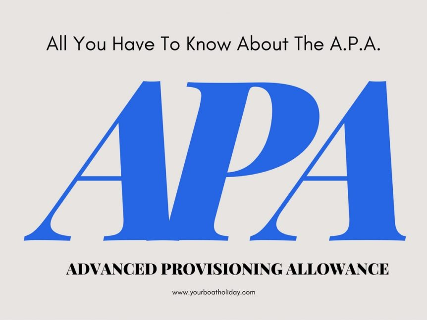 what-is-the-apa-advanced-provisiong-allowance