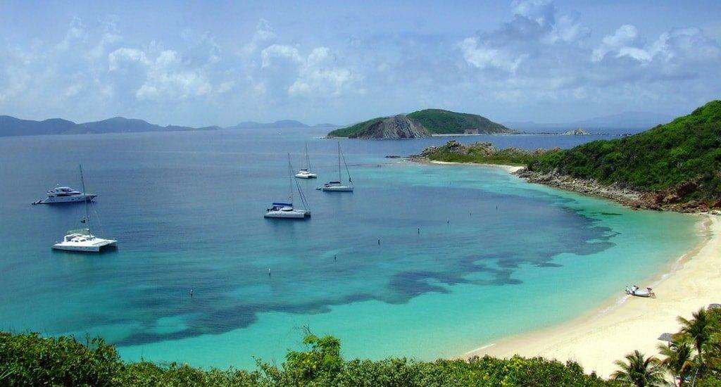 Virgin Islands Sailing Holidays