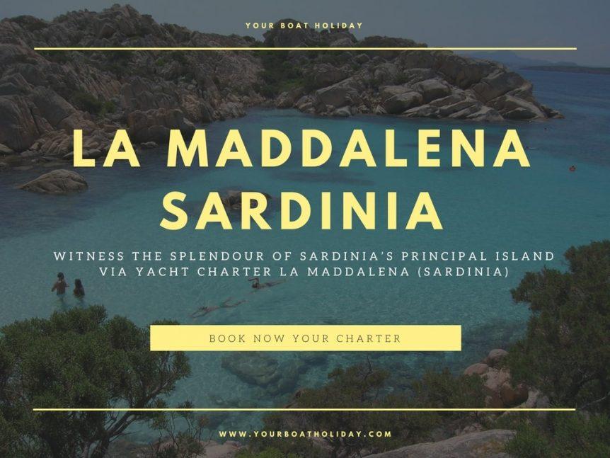 yacht charter-La-Maddalena-Sardinia
