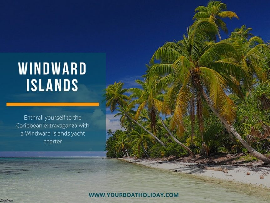 Enthrall Yourself To The Caribbean Extravaganza With A: the windward