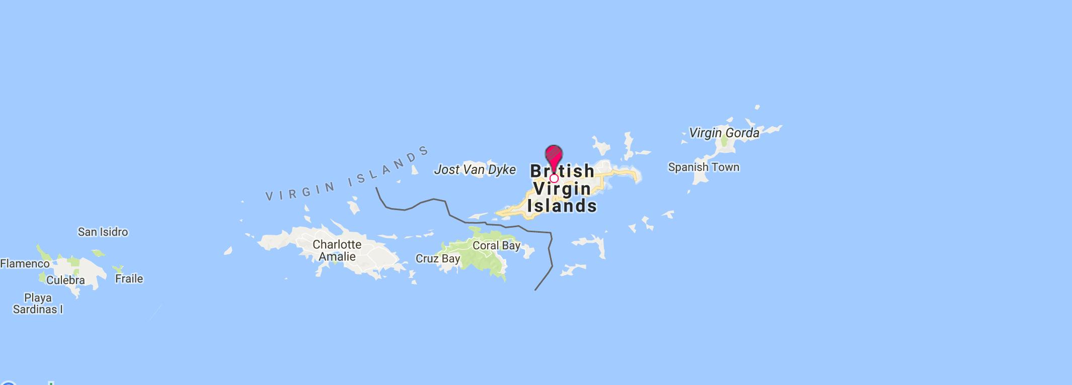 Yacht Week Virgin Islands