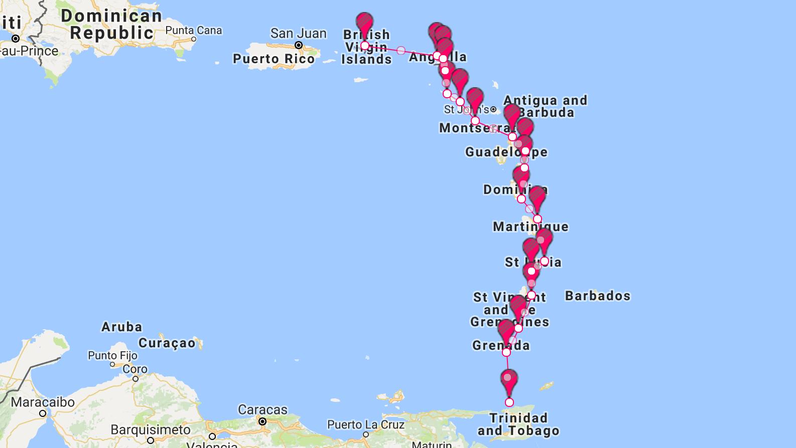 Sailing the Caribbean: The Definitively Guide to your