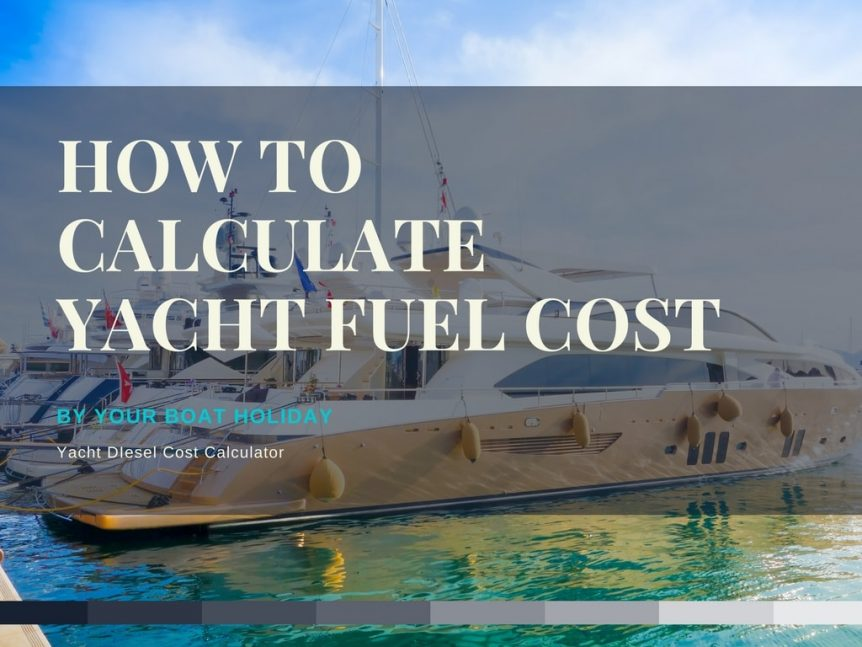 Image result for yacht fuel cost