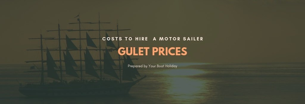 gulet-charter-prices