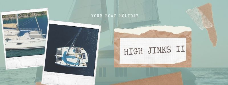 athens-5-cabins-catamaran-charter-high-jinks-ii