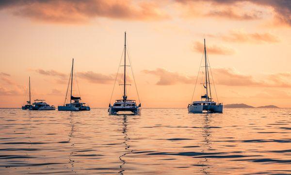 crewed-catamaran-in-sardinia